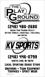 kv sports and the playground new design